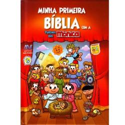 Minha Primeira Bíblia Com a...