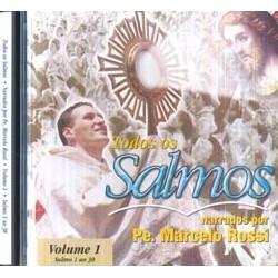 CD Todos os Salmos narrados...