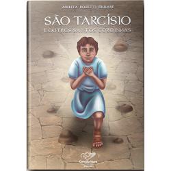 Livro São Tarcísio e os...