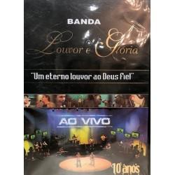 DVD Banda Louvor e Glória -...