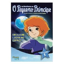 DVD AS AVENTURAS DO PEQUENO...