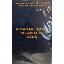 LIVRO A MARAVILHOSA PALAVRA...
