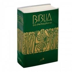 Bíblia do Peregrino - Capa...