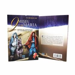 LIVRO 9 MESES COM MARIA -...